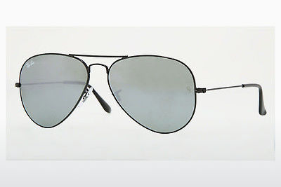 משקפי שמש Ray-Ban Aviator Large Metal (RB3025 002/40) - שחור