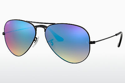 משקפי שמש Ray-Ban AVIATOR LARGE METAL (RB3025 002/4O) - שחור