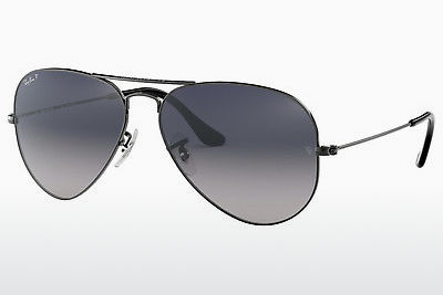משקפי שמש Ray-Ban AVIATOR LARGE METAL (RB3025 004/78) - אפור