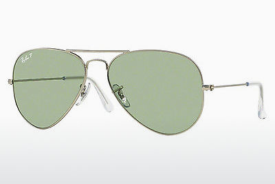 משקפי שמש Ray-Ban AVIATOR LARGE METAL (RB3025 019/O5) - כסוף