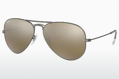משקפי שמש Ray-Ban AVIATOR LARGE METAL (RB3025 029/30) - אפור