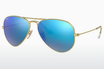 משקפי שמש Ray-Ban AVIATOR LARGE METAL (RB3025 112/17) - זהב