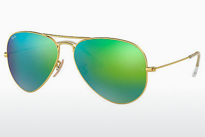 משקפי שמש Ray-Ban AVIATOR LARGE METAL (RB3025 112/19) - זהב
