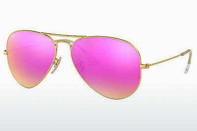 משקפי שמש Ray-Ban AVIATOR LARGE METAL (RB3025 112/1Q) - זהב