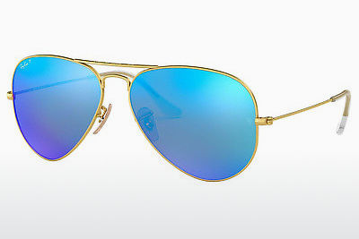 משקפי שמש Ray-Ban AVIATOR LARGE METAL (RB3025 112/4L) - זהב