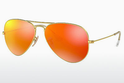 משקפי שמש Ray-Ban AVIATOR LARGE METAL (RB3025 112/69) - זהב