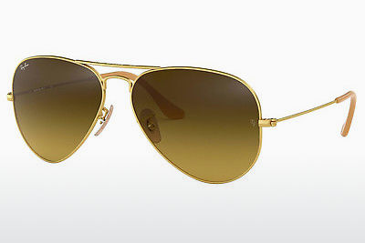 משקפי שמש Ray-Ban AVIATOR LARGE METAL (RB3025 112/85) - זהב