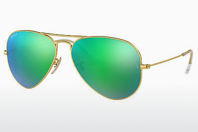 משקפי שמש Ray-Ban AVIATOR LARGE METAL (RB3025 112/P9) - זהב