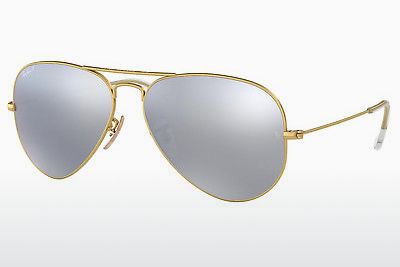 משקפי שמש Ray-Ban AVIATOR LARGE METAL (RB3025 112/W3) - זהב