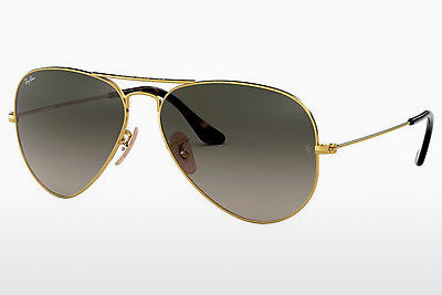 משקפי שמש Ray-Ban AVIATOR LARGE METAL (RB3025 181/71) - זהב