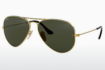 משקפי שמש Ray-Ban AVIATOR LARGE METAL (RB3025 181) - זהב