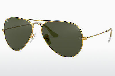 משקפי שמש Ray-Ban AVIATOR LARGE METAL (RB3025 L0205) - זהב