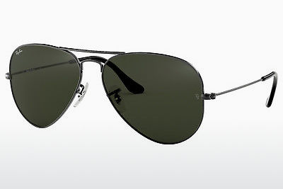 משקפי שמש Ray-Ban AVIATOR LARGE METAL (RB3025 W0879) - אפור