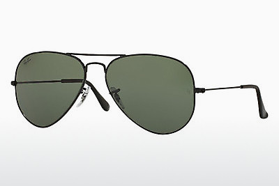 משקפי שמש Ray-Ban AVIATOR LARGE METAL (RB3025 W3329) - שחור