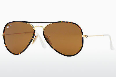 משקפי שמש Ray-Ban AVIATOR FULL COLOR (RB3025JM 001) - זהב