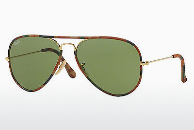 משקפי שמש Ray-Ban AVIATOR FULL COLOR (RB3025JM 168/4E) - זהב