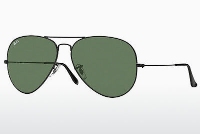 משקפי שמש Ray-Ban AVIATOR LARGE METAL II (RB3026 L2821) - שחור