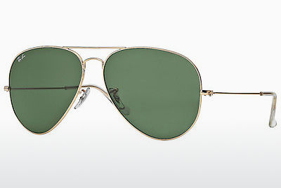 משקפי שמש Ray-Ban AVIATOR LARGE METAL II (RB3026 L2846) - זהב