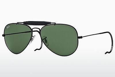 משקפי שמש Ray-Ban OUTDOORSMAN (RB3030 L9500) - שחור