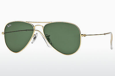 משקפי שמש Ray-Ban AVIATOR SMALL METAL (RB3044 L0207) - זהב