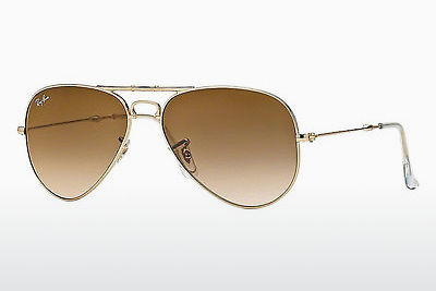 משקפי שמש Ray-Ban AVIATOR FOLDING (RB3479 001/51) - זהב