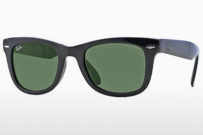 משקפי שמש Ray-Ban FOLDING WAYFARER (RB4105 601) - שחור