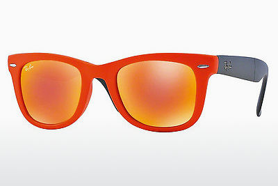 משקפי שמש Ray-Ban FOLDING WAYFARER (RB4105 601969) - כתום