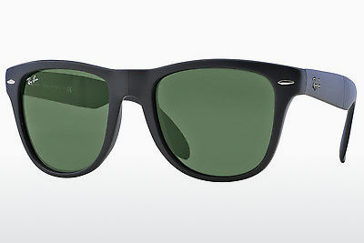 משקפי שמש Ray-Ban FOLDING WAYFARER (RB4105 601S) - שחור