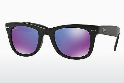 משקפי שמש Ray-Ban FOLDING WAYFARER (RB4105 601S1M) - שחור