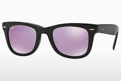 משקפי שמש Ray-Ban FOLDING WAYFARER (RB4105 601S4K) - שחור