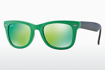 משקפי שמש Ray-Ban FOLDING WAYFARER (RB4105 602119) - ירוק