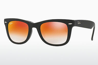 משקפי שמש Ray-Ban FOLDING WAYFARER (RB4105 60694W) - שחור