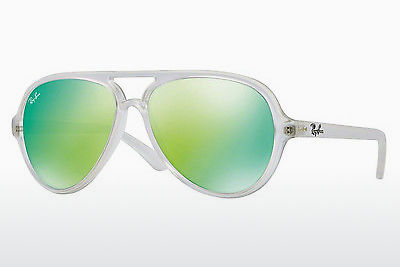 משקפי שמש Ray-Ban CATS 5000 (RB4125 646/19) - שקופות
