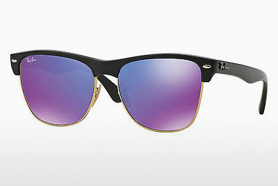 משקפי שמש Ray-Ban CLUBMASTER OVERSIZED (RB4175 877/1M) - שחור