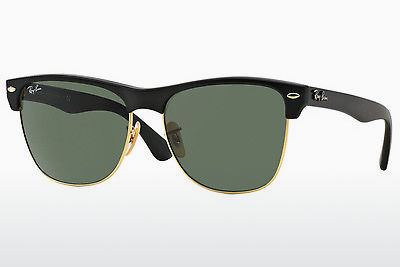 משקפי שמש Ray-Ban CLUBMASTER OVERSIZED (RB4175 877) - שחור, זהב