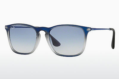 משקפי שמש Ray-Ban CHRIS (RB4187 622519) - כחול, שחור