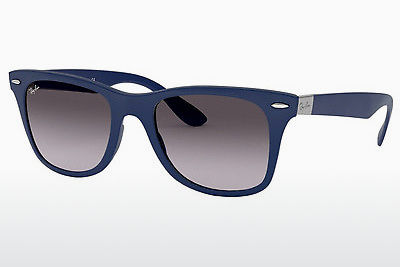 משקפי שמש Ray-Ban WAYFARER LITEFORCE (RB4195 60158G) - כחול