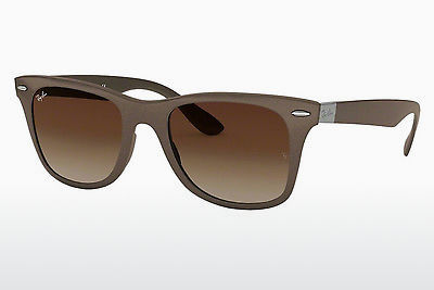 משקפי שמש Ray-Ban WAYFARER LITEFORCE (RB4195 603313) - חום