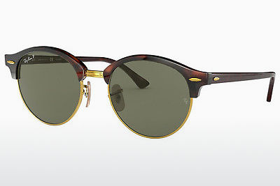 משקפי שמש Ray-Ban CLUBROUND (RB4246 990/58) - חום, הוואנה