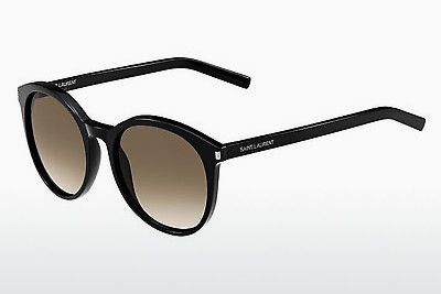 משקפי שמש Saint Laurent CLASSIC 6 807/HA - חום, שחור