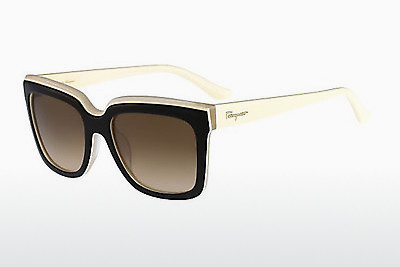 משקפי שמש Salvatore Ferragamo SF758S 010