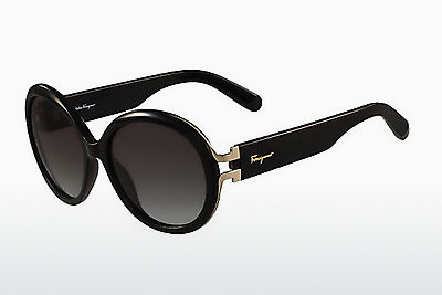משקפי שמש Salvatore Ferragamo SF780S 001 - שחור