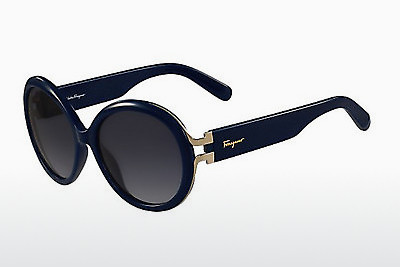 משקפי שמש Salvatore Ferragamo SF780S 414 - כחול