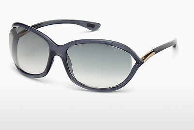 משקפי שמש Tom Ford Jennifer (FT0008 0B5) - אפור