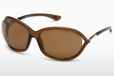 משקפי שמש Tom Ford Jennifer (FT0008 48H) - חום
