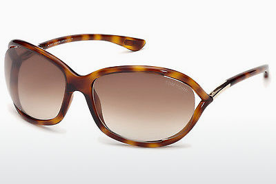 משקפי שמש Tom Ford Jennifer (FT0008 52F) - חום, Dark, Havana