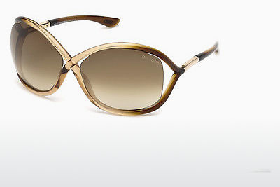משקפי שמש Tom Ford Whitney (FT0009 74F) - ורוד