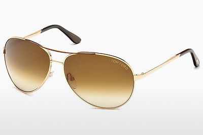 משקפי שמש Tom Ford Charles (FT0035 772) - זהב