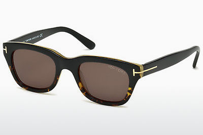 משקפי שמש Tom Ford Snowdon (FT0237 05J) - שחור