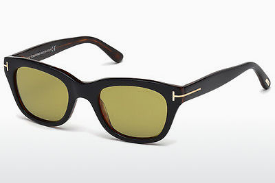 משקפי שמש Tom Ford Snowdon (FT0237 05N) - שחור